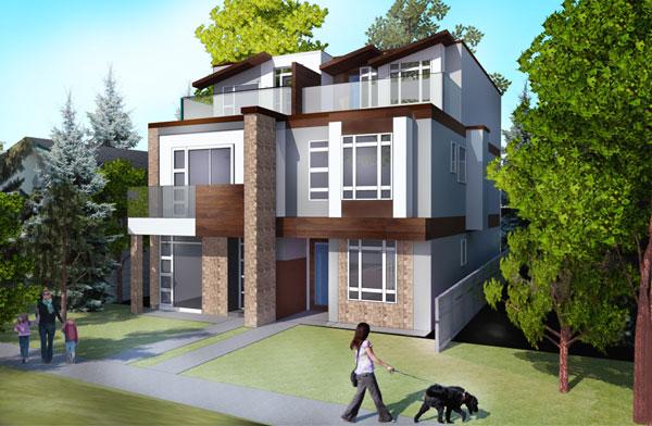 Bridgeland-Duplex